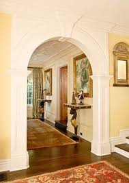 interior arch designs for home arch keystone molding and wide vestibule architecture