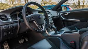 volvo hatchback interior 2017 volvo v60 polestar review the complete package