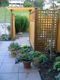 Types Of Fencing For Gardens - http www mobilehomerepairtips com fencingideas php has some