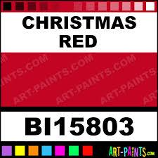 christmas red soft metallic fabric textile paints bi15803
