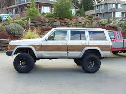 1989 jeep wagoneer lifted my 87 wagoneer jeep cherokee forum