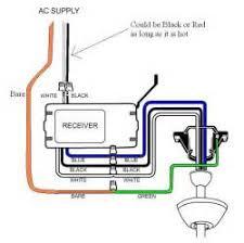 hunter ceiling fan switch wiring diagram hunter ceiling fan way
