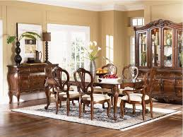french country dining room mdf ashwood oak veneer material white