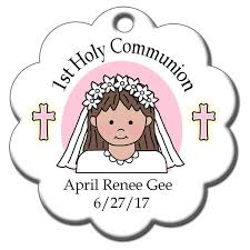 communion christmas ornament personalized communion christmas ornament girl mandys
