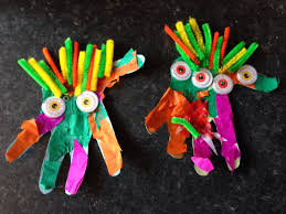 Halloween Arts And Crafts Projects by Five Really Easy Halloween Craft Projects Cardiff Mummy