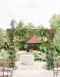 wedding arch garden 30 garden wedding ideas for 2017 elegantweddinginvites