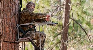 Bow Hunting From A Ground Blind Bowhunting Blinds For The Bow Season