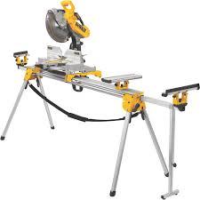 dewalt chop saw table dewalt heavy duty miter saw stand model dwx723 northern tool