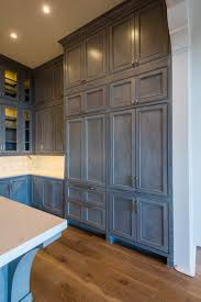 hard maple wood unfinished windham door grey stained kitchen