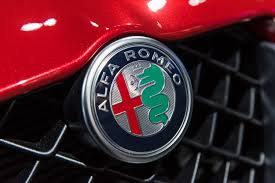 alfa romeo emblem alfa romeo plans mid size giulia based coupe for 2018