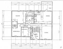 stunning house plan samples examples of our pdf cad house floor