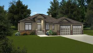 House Plans With Angled Garage Bungalows Plans 40 60 Ft Wide By E Designs 10