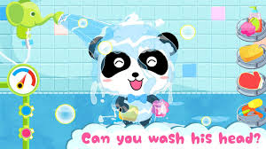 baby panda u0027s bath time android apps on google play