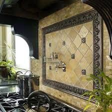 decorative backsplash interesting functional and decorative kitchen backsplash