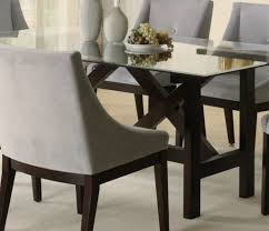 dining room contemporary pretty dark wood dining room sets