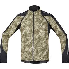 soft shell winter cycling jacket wiggle gore bike wear phantom print 2 0 windstopper softshell