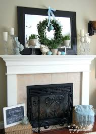 how to decorate a fireplace mantle well decorated fireplace mantel