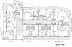 Apartment Complex Floor Plans by Floor Plans Of Studio Apartment In Complex Sunny Day 5