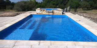new great lakes in ground fiberglass pool by san juan nxtgen fiberglass pools and spas fiberglass inground swimming pools