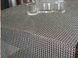 Chain Mail Curtain Chainmail Curtain Offers Ventilation And Lighting