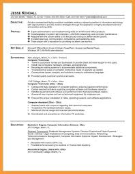 resume sle format pdf 11 computer technician resume pdf network cable pc sle 9 tech