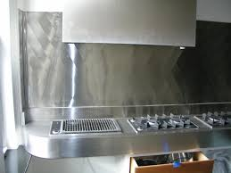 Kitchen Cabinets Steel Delightful Stainless Steel Kitchen Cabinets With Blue Color