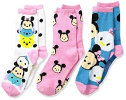 disney tsum tsum socks medium