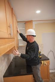 is it better to refinish or replace kitchen cabinets mike weighs in should i paint reface or replace my