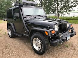 jeep yj snorkel 1999 jeep wrangler sport stock 000068 for sale near brainerd mn