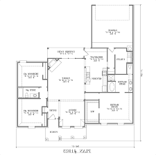House Plans For Ranch Style Homes Home Design Open Floor Plans Beach Nuts Ranch Style House Small