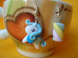 my pony earrings 21 best my pony images on pony fimo and
