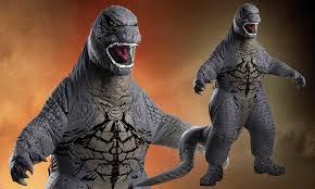 Kids Godzilla Halloween Costumes Godzilla Costume Image Mag