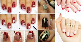 Amazing And Simple Nail Designs You Can Easily Do At Home - Designing nails at home