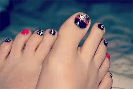 cute valentine u0027s day toe nail art designs u0026 ideas 2014 fabulous