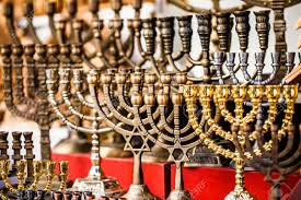 hanukkah menorahs for sale menorah for sale in shop in the jerusalem city market