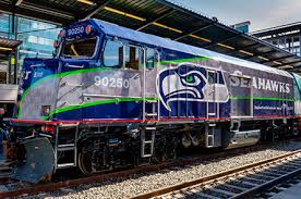 helpings of amtrak cascades trains between seattle and