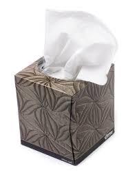 tissue paper box tissue