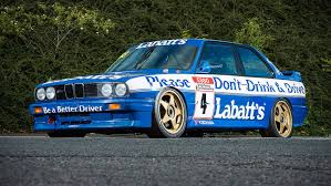 Bmw M3 1991 - 1991 bmw e30 m3 race car could sell for more than 200 000 at
