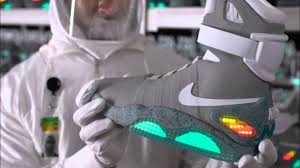 light up high tops nike new 2015 power lace shoes back to the future youtube