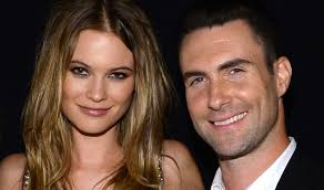 behati prinsloo wedding ring behati prinsloo got a wedding ring instead of a