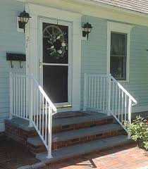 Aluminum House Awnings Aluminum Railings Deck And Porch Pro Exterior Awnings Cape Cod