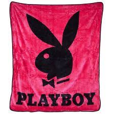 Playboy Bunny Bedroom Set by Playboy Blankets And Throws Ebay