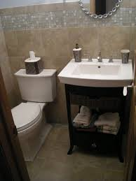 Half Bathroom Remodel Ideas Bathroom The Amazing Half Bathroom Remodel Intended For