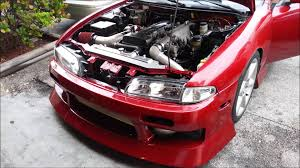 nissan 240sx cream nissan 240sx with 2jzgte swap dragint youtube