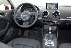 audi a3 dashboard first drive the audi a3 e tron and the double edged sword of normalcy