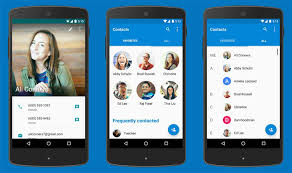 contacts app android adds android phone and contacts apps to play store phonedog