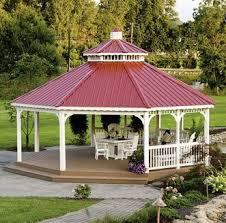 metal roof gazebo metal roof gazebo kits big design metal roof