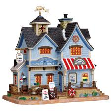 lemax halloween houses new seashell cove village by lemax gift spice