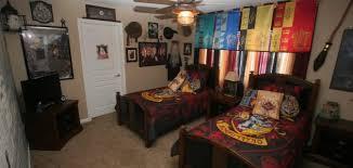 Harry Potter Bedroom Decorating Ideas - Harry potter bedroom ideas