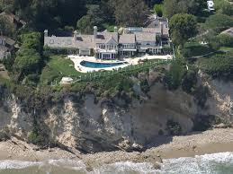 Tom Cruise Mansion by Barbra Streisand Clifftop House Real Estate Houses Mansion